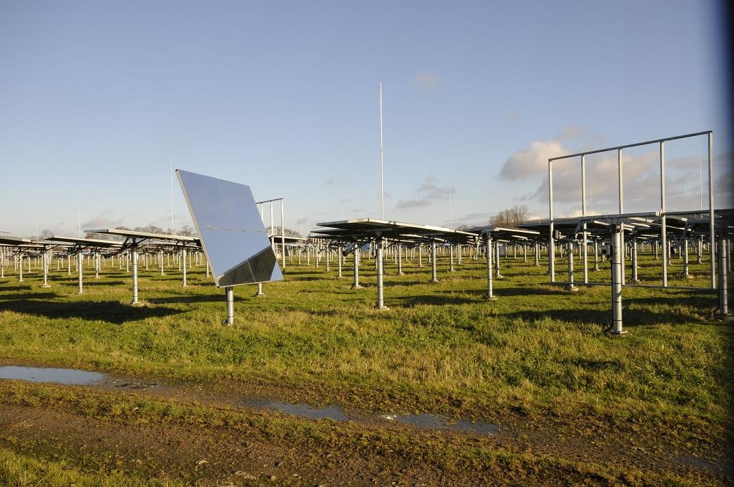 Solarthermisches Versuchskraftwerk, Jülich 2013