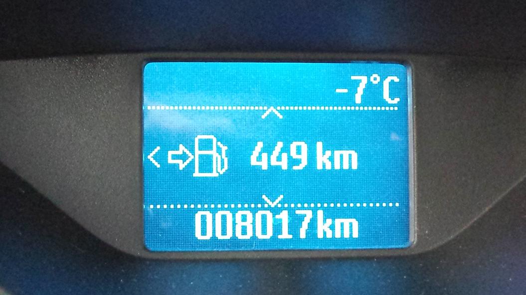 Eisiger Frost zum Höhepunkt der frühen Kältewelle in Bad Driburg
