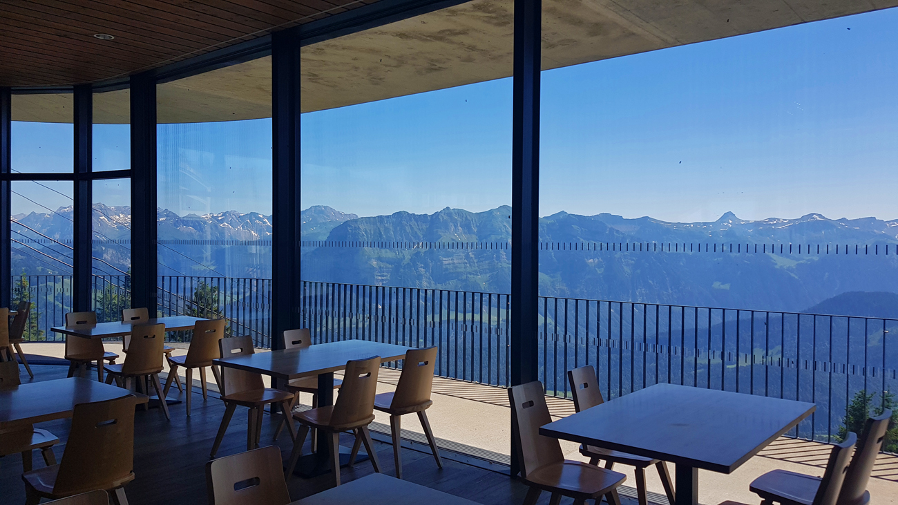 Panoramarestaurant Baumgarten, 29. Juni 2019