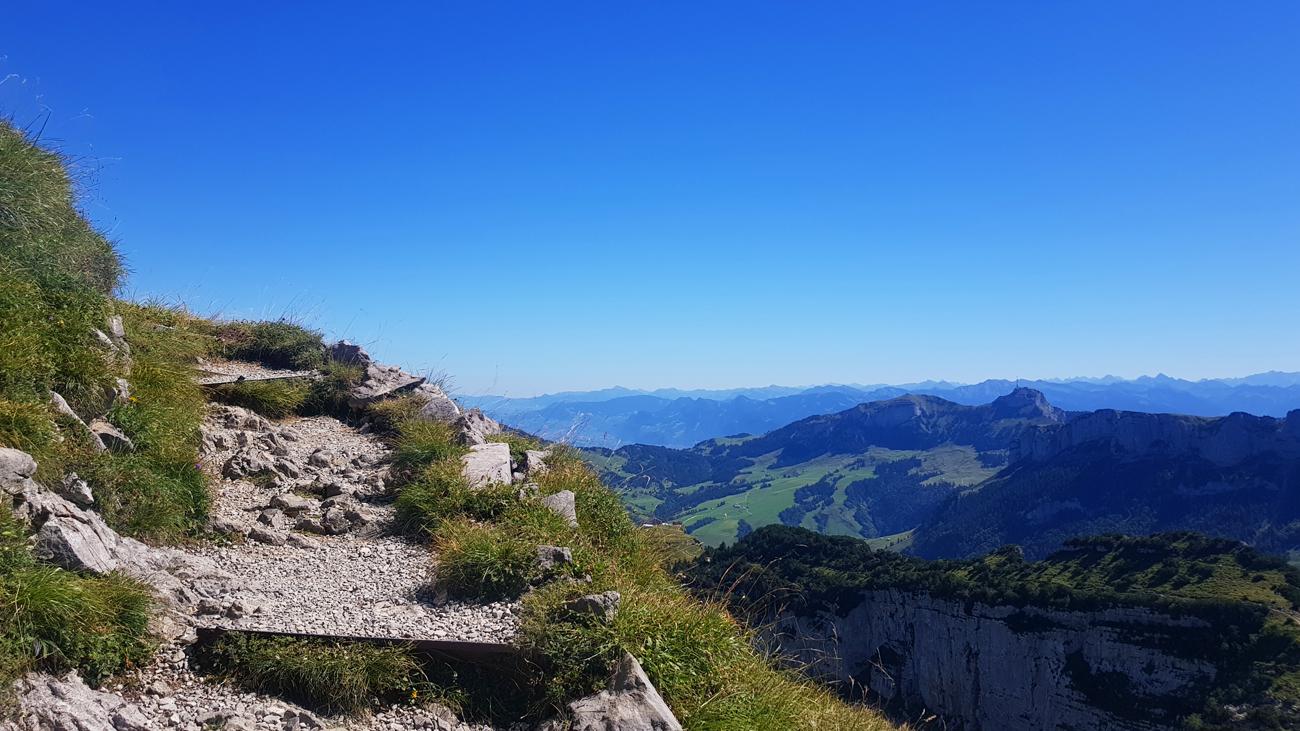 Stairway to Schäfler, 18. Augst 2019