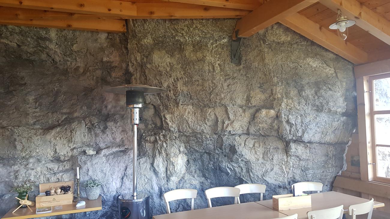 Gasthaus am Fels, 18. Augst 2019