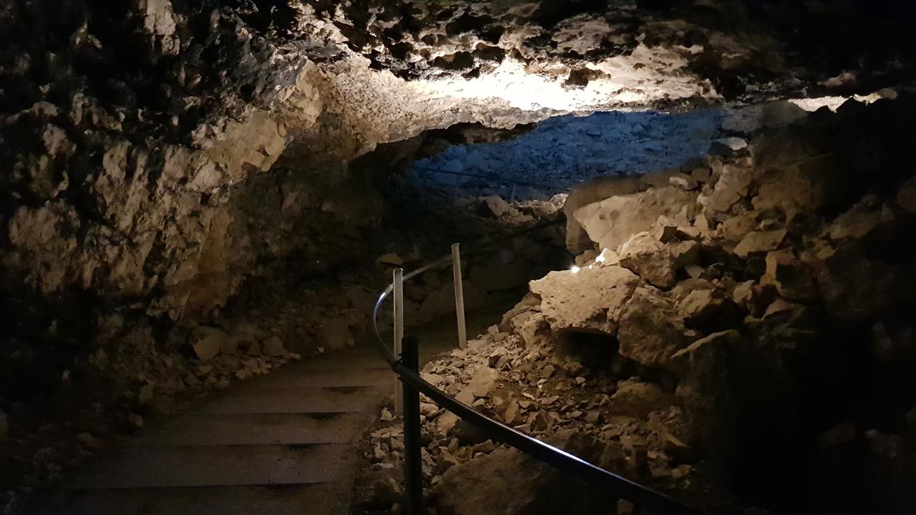Archäologische Bärenhöhle, 18. August 2019