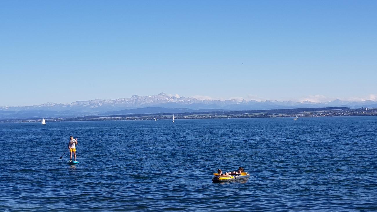 Expedition auf hoher See, 12. Juni 2020